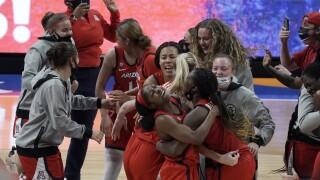 NCAA Final Four Arizona UConn Basketball