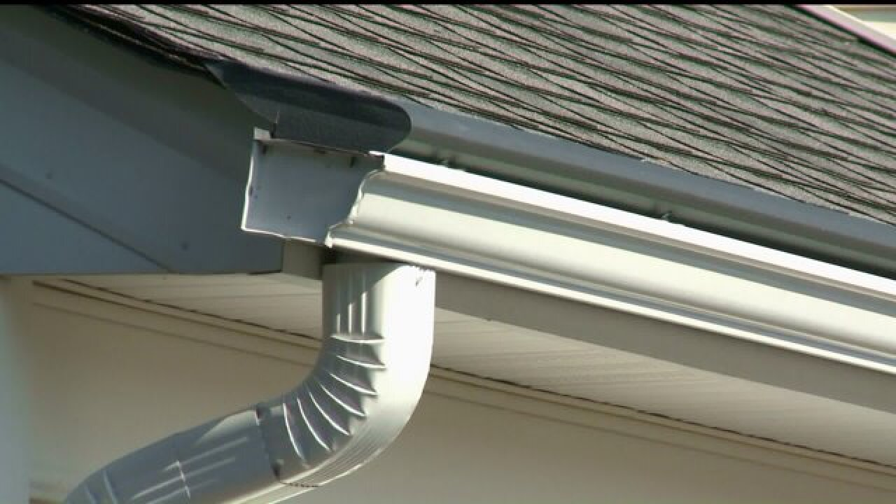 Enjoy fall without the hassle of clogged gutters thanks to GutterHelmet