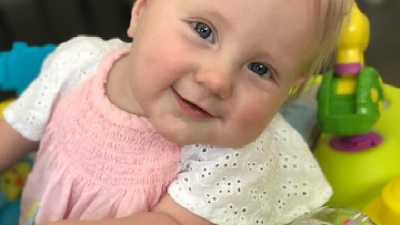 15-month-old Denver girl fighting rare disease