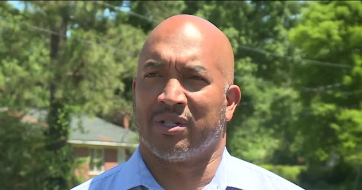 Richmond City Councilman Mike Jones (9th District)