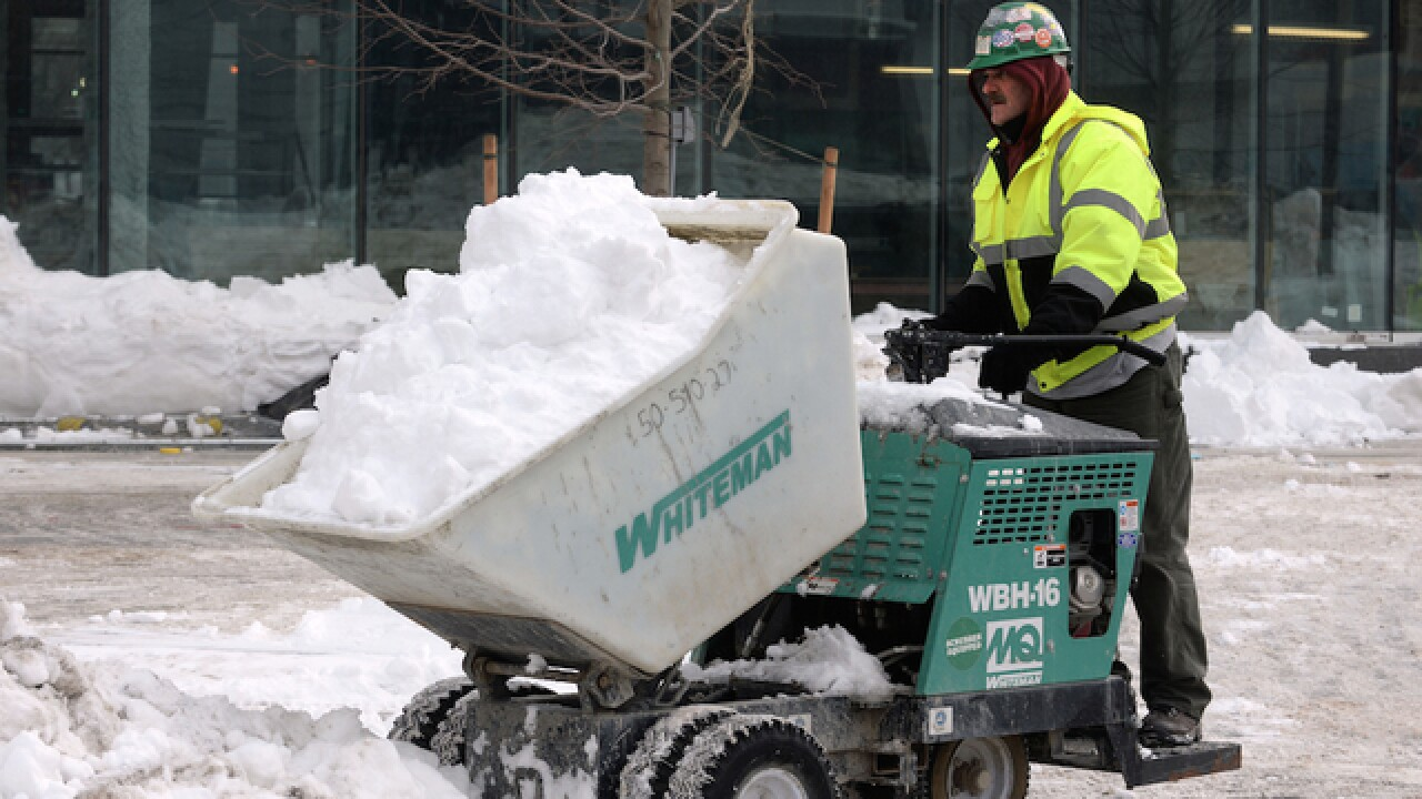 BBB: Tips to consider before hiring a snowplow contractor