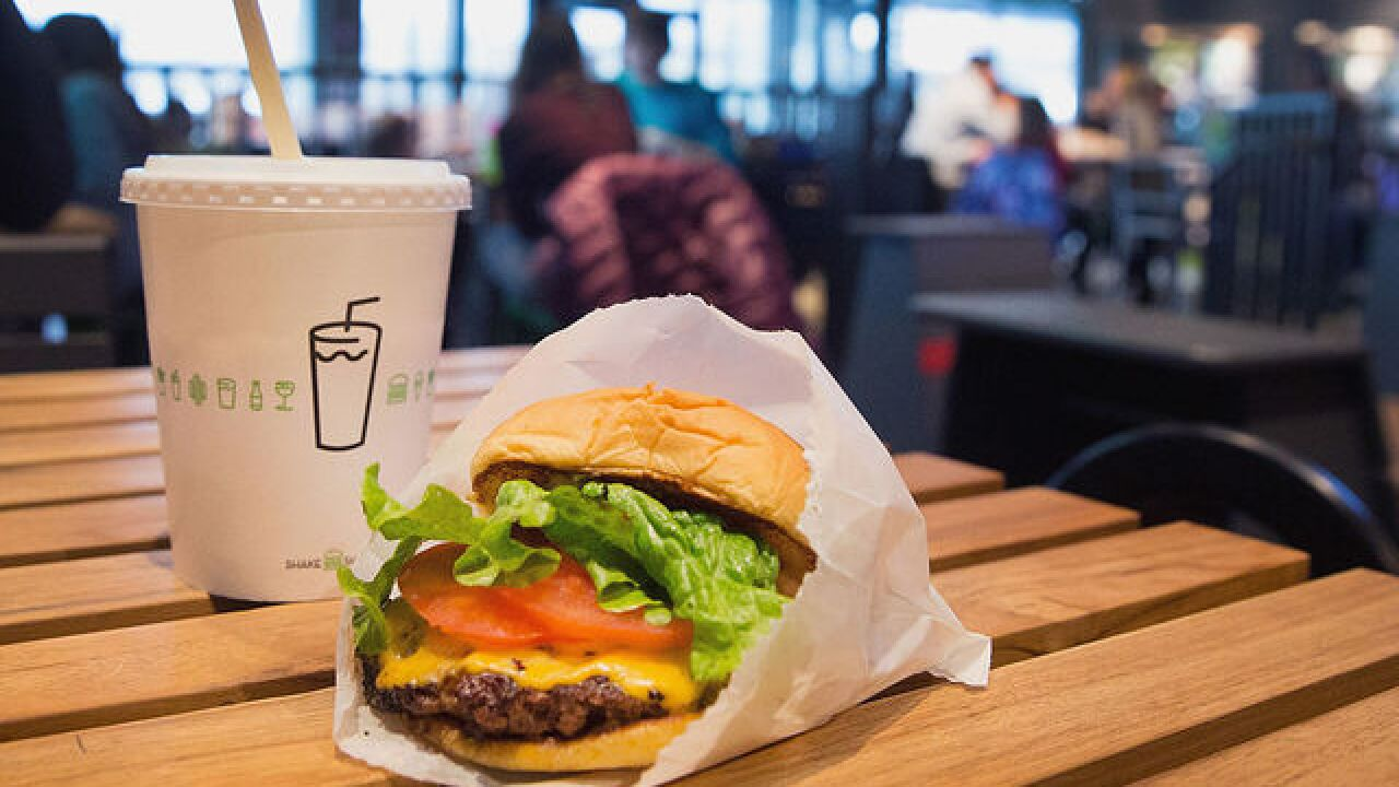Shake Shack opening in Mission Valley