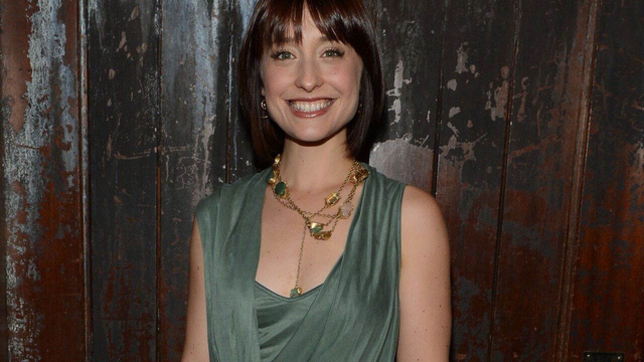 Allison Mack, 'Smallville' actress, charged in federal court with sex trafficking