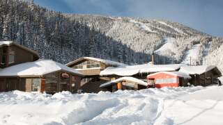 Red Lodge Main Ski Lodge