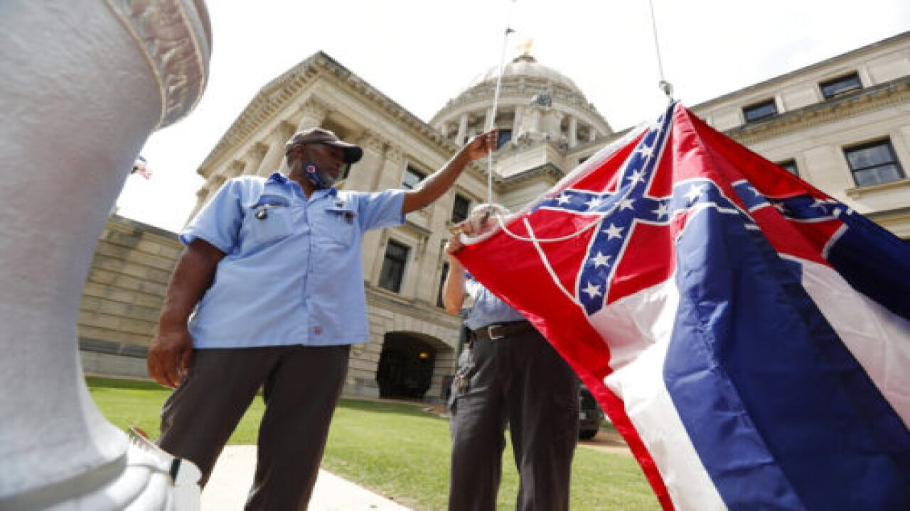 Mississippi Voters Have Officially Chosen A New State Flag