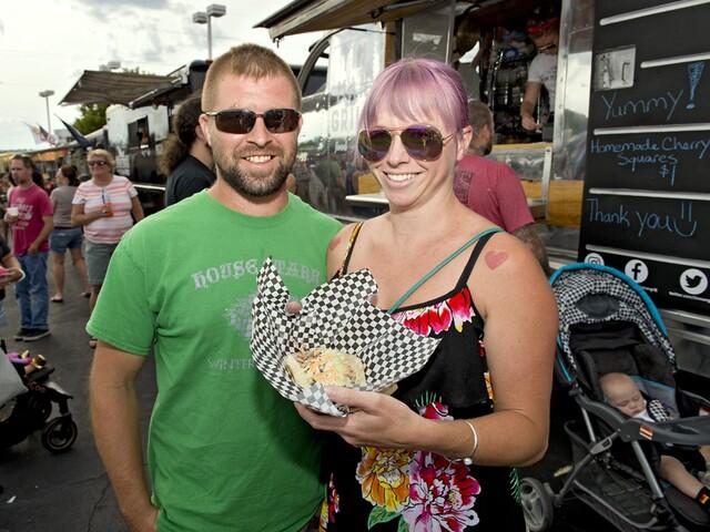 Milford Street Eats Food Truck Rally