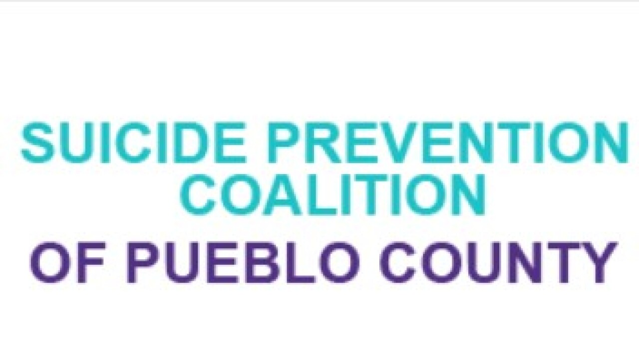 The Suicide Prevention Coalition of Pueblo County  just launched its new website
