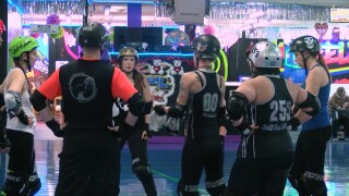 "Electric City Roller GrrrlZ; roller derby is ""empowering"""