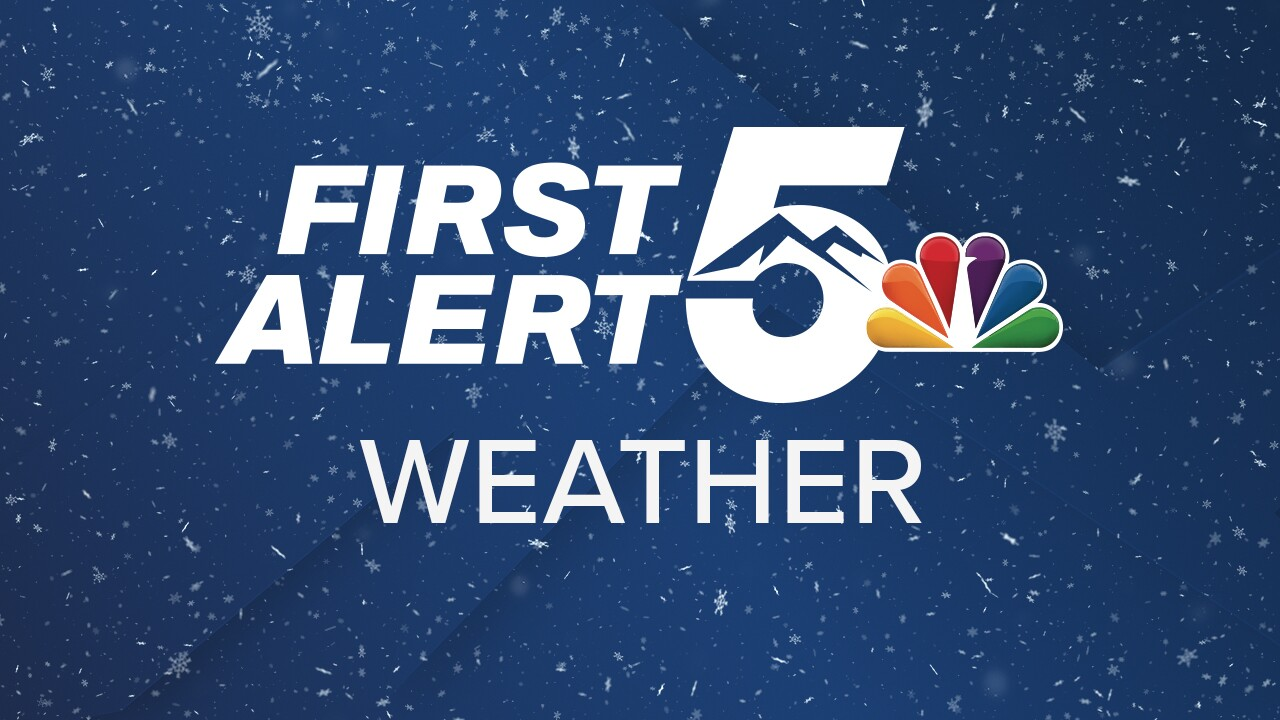 First Alert 5 Weather Snow