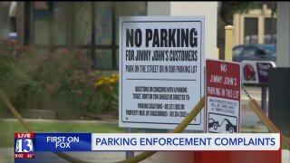 Better Business Bureau warns of unethical private parking enforcement inSLC