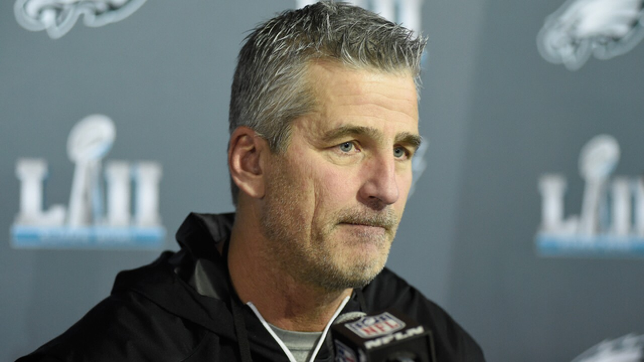 Who is Frank Reich? New head coach for the Indianapolis Colts