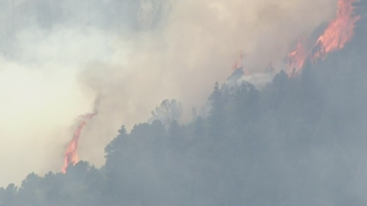 Remaining Hayden Pass Fire evacuees return home; Firefighters continue to battle blaze