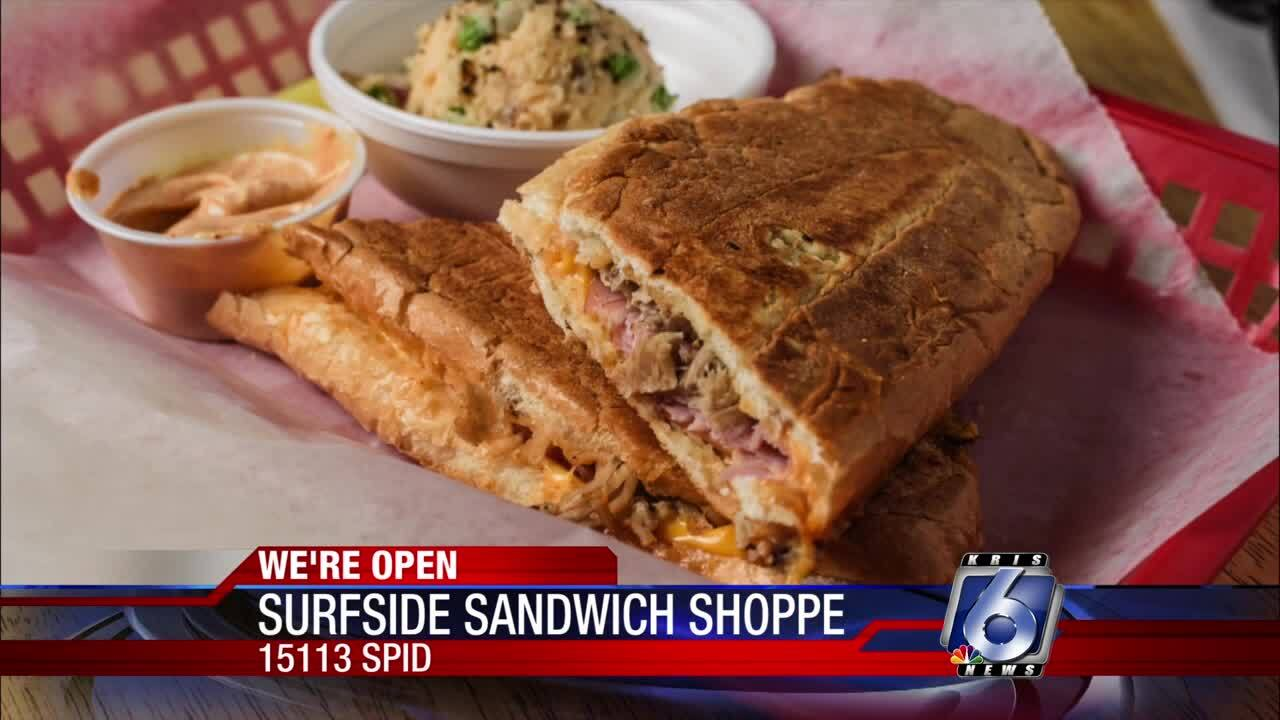 It's always island time at Surfside Sandwich Shoppe