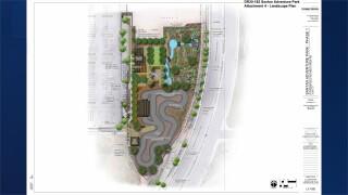 Santan Adventure Park Gilbert - Proposed rendering