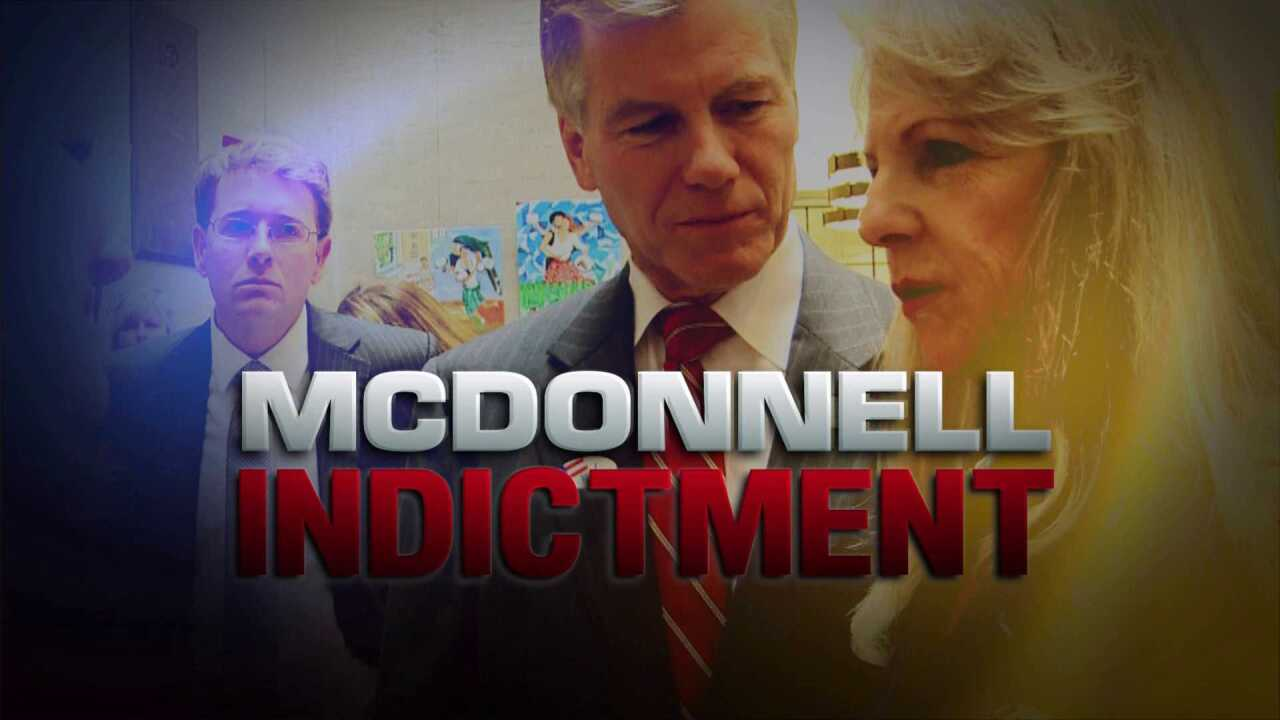 Former Gov. Bob McDonnell to file motion to dismiss