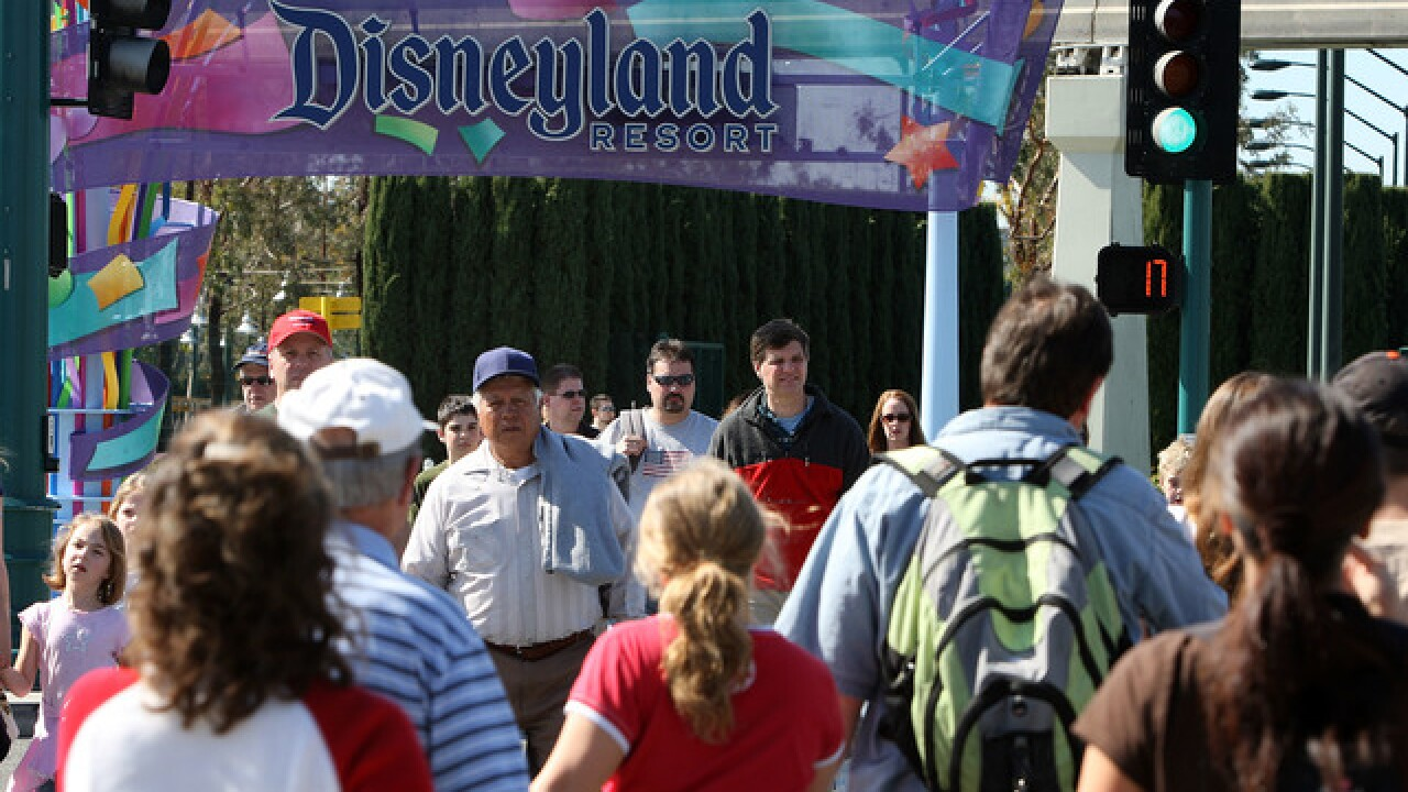 Two additional Legionnaire's cases found in Disneyland guests