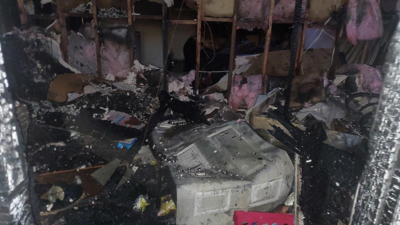 Garland House fire 3