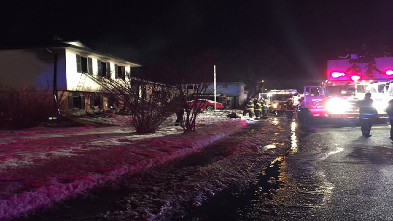 1 dead, 2 injured in Littleton house fire
