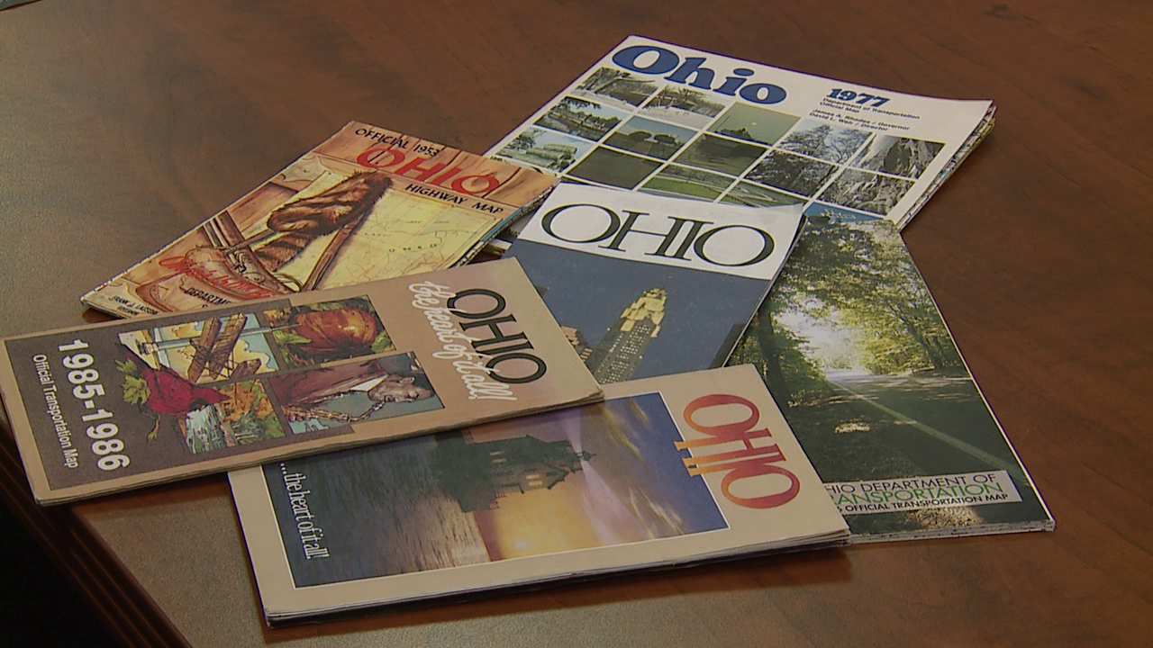 Ohio maps