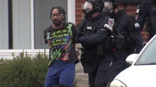 Malik Halfacre Arrested.JPG