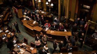 Michigan Legislature file photo