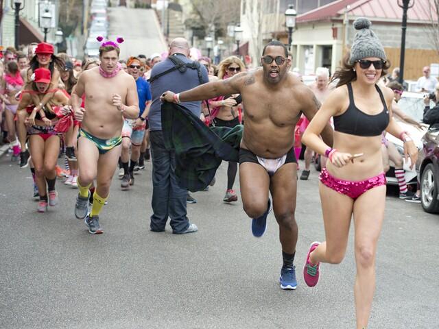 Cupid's Undie Run 2017