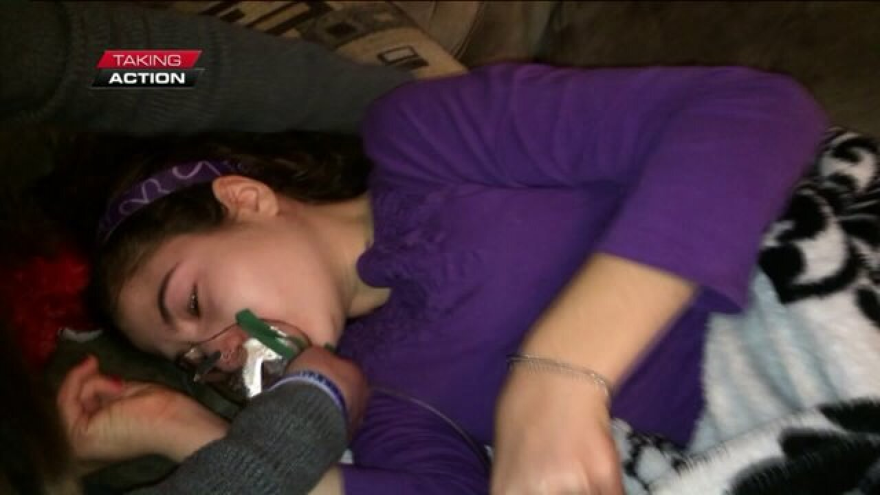 Virginia mom fights for cannabis cure for ailingdaughter