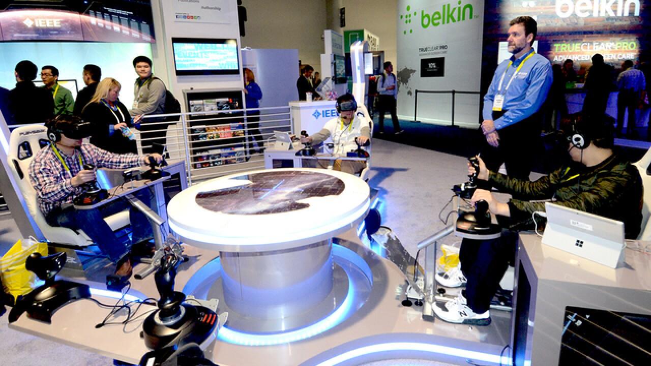 2016 Consumer Electronics Show in Las Vegas