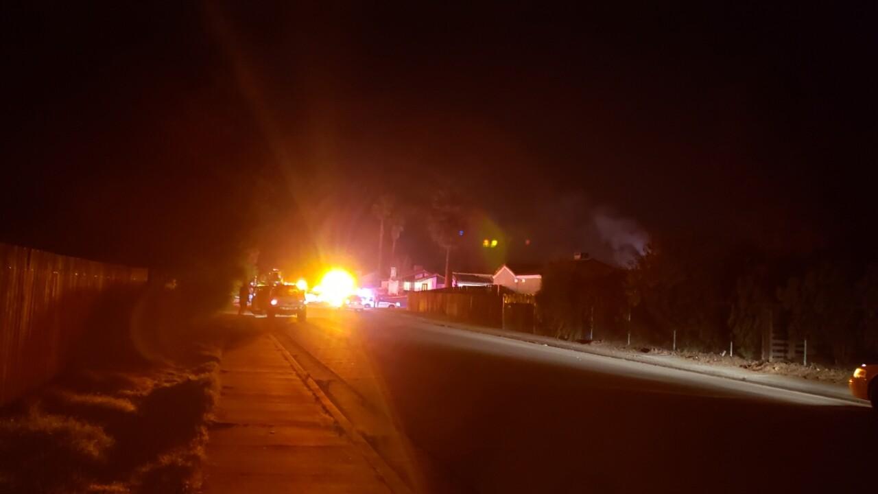 Cave avenue fire 1.JPG