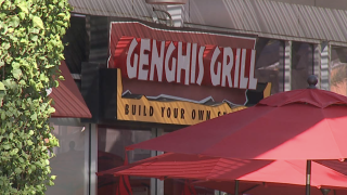 Genghis Grill at Tempe Marketplace