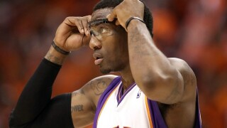 Former Suns star Amar'e Stoudemire wants to make a return to the NBA
