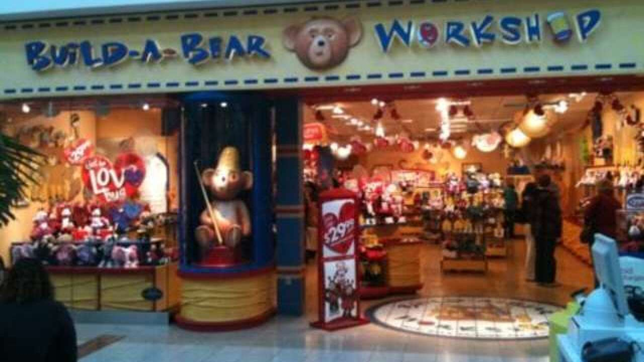 Build-A-Bear closes lines on 'Pay Your Age' Day