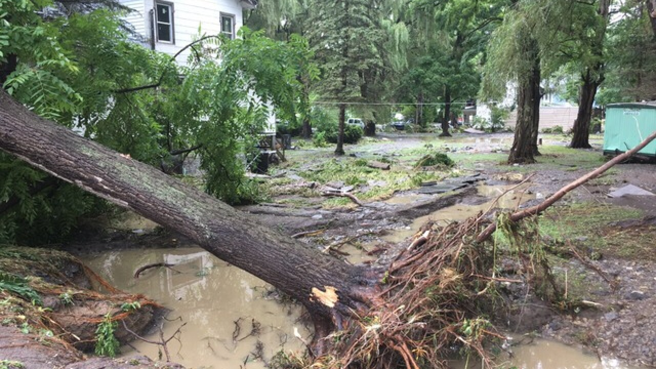 NYS mobilizes National Guard for flood cleanup