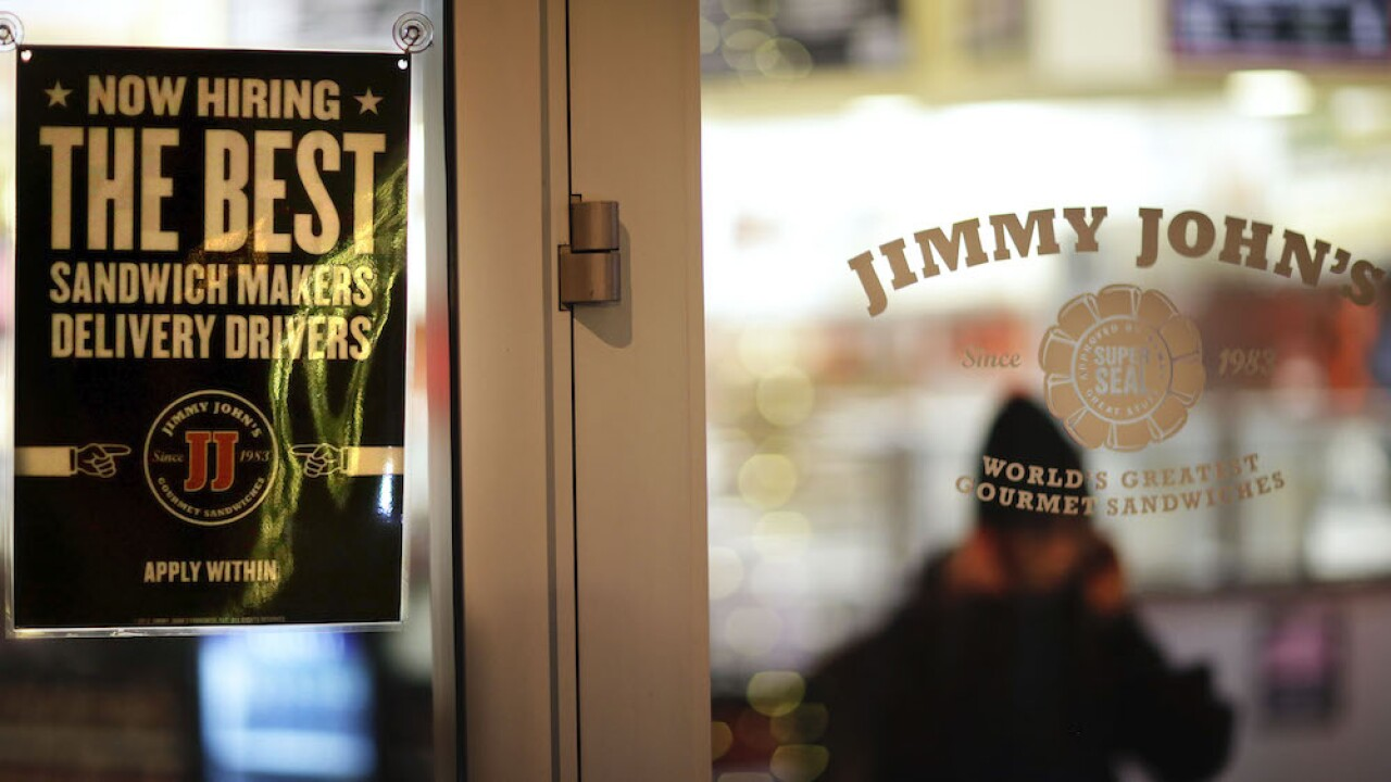 Jimmy John's: Multiple employees fired over video of noose made of bread dough