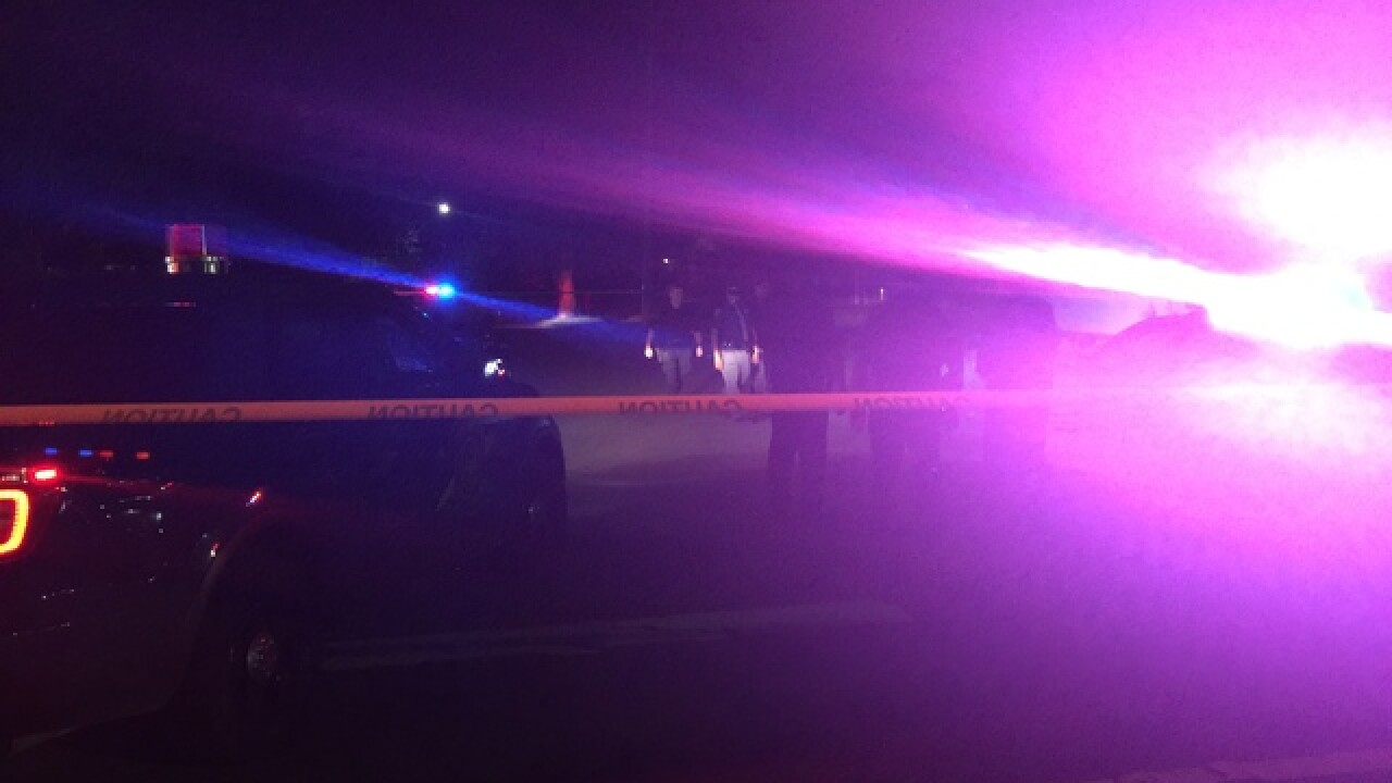 Two children and a man in his 20s shot on Detroit's east side