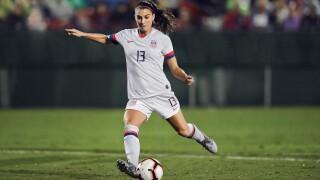 2019 Women's World Cup Schedule on FOX13