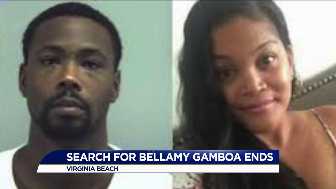 Family: Search for Bellamy Gamboa calledoff