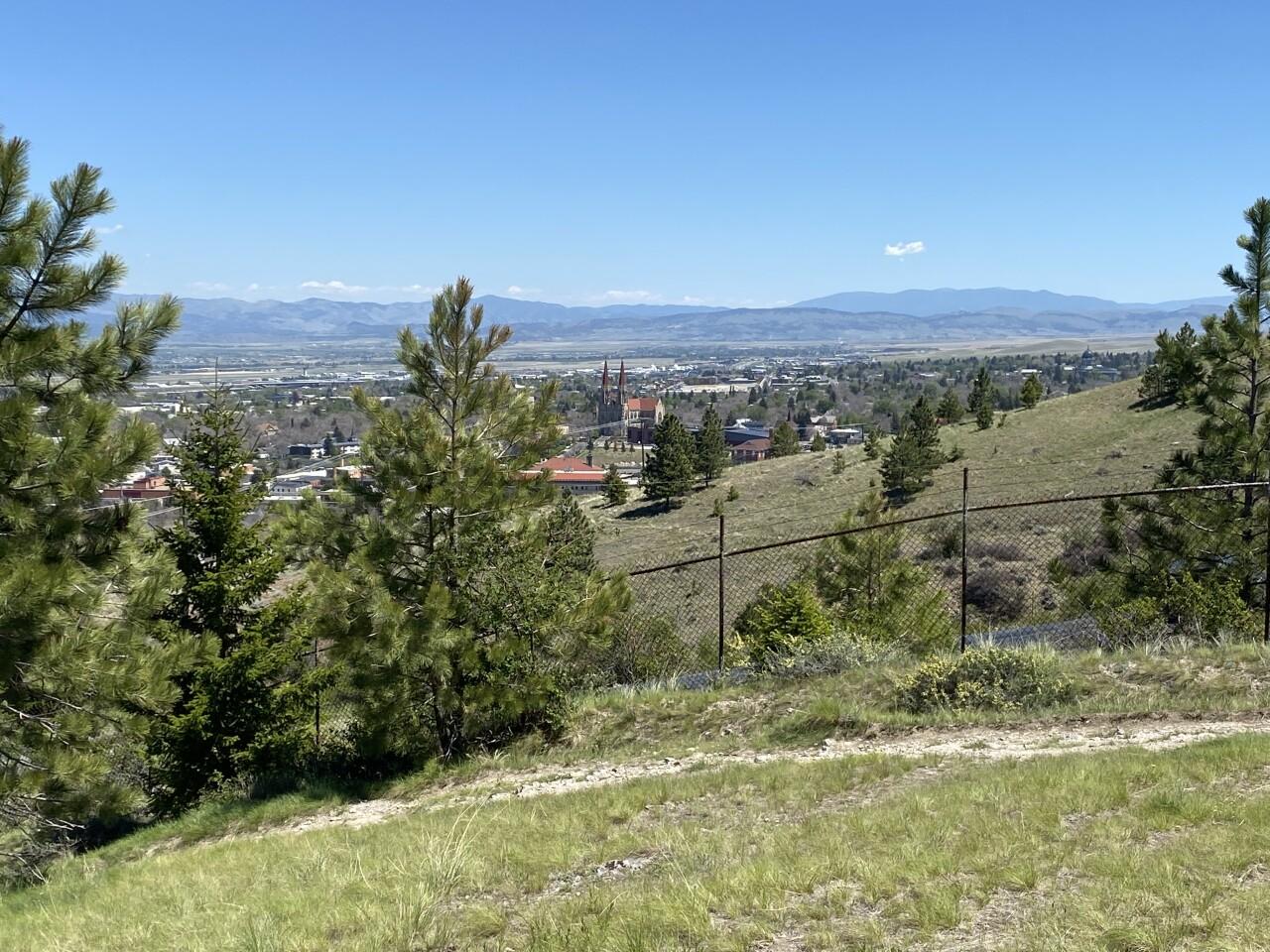 Mount Helena View