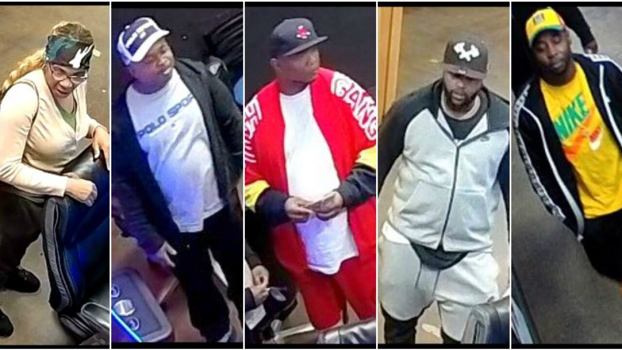 Police: Group tricks Richmond gaming machine out ofthousands