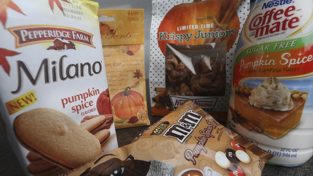 October 1 is National Pumpkin Spice Day; how to make your own to dust on everything