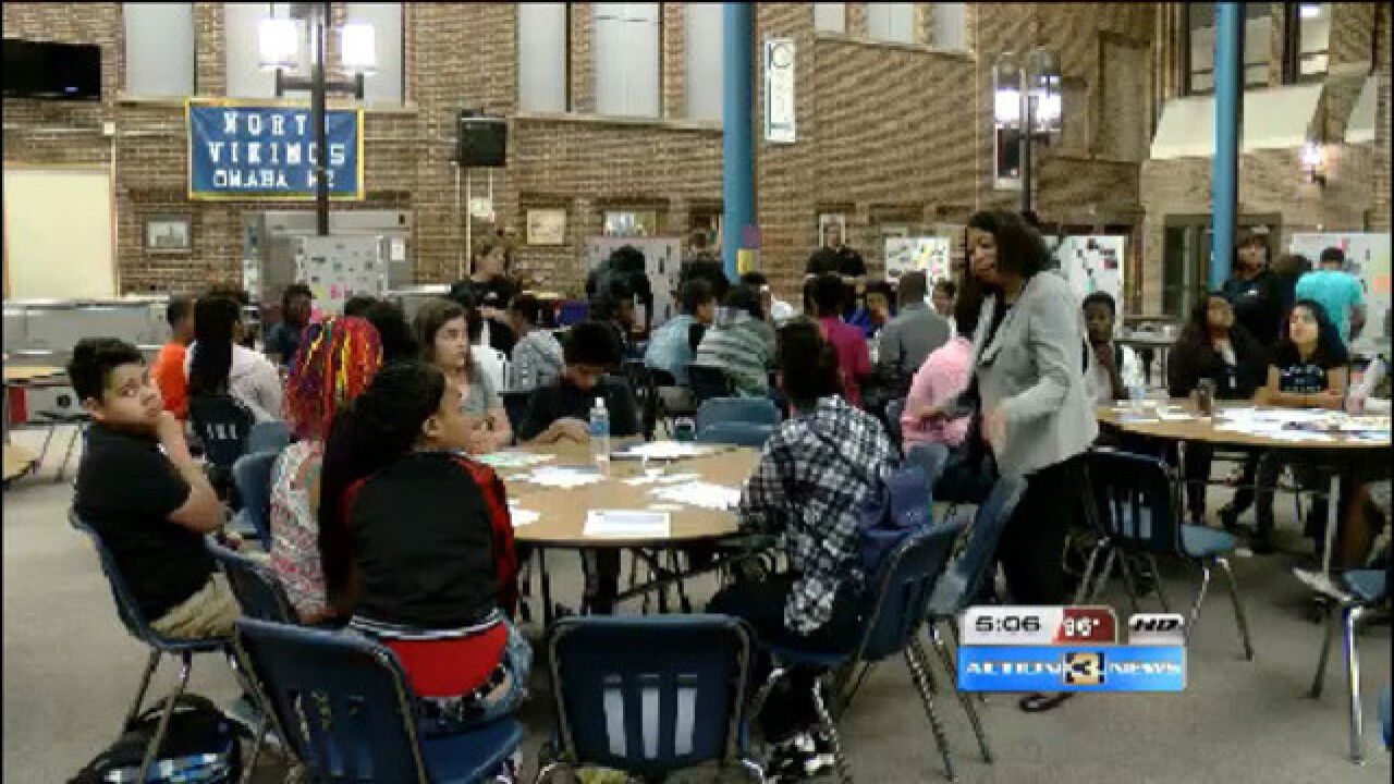 Teens learn about budgeting while having fun