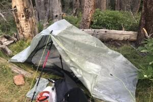 Sophia Tang_Colorado Trail_tent