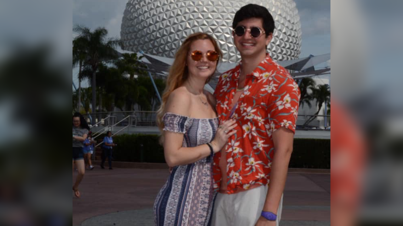 A woman lost her boyfriend at Epcot and hilarity ensued as social media sleuths tried to help