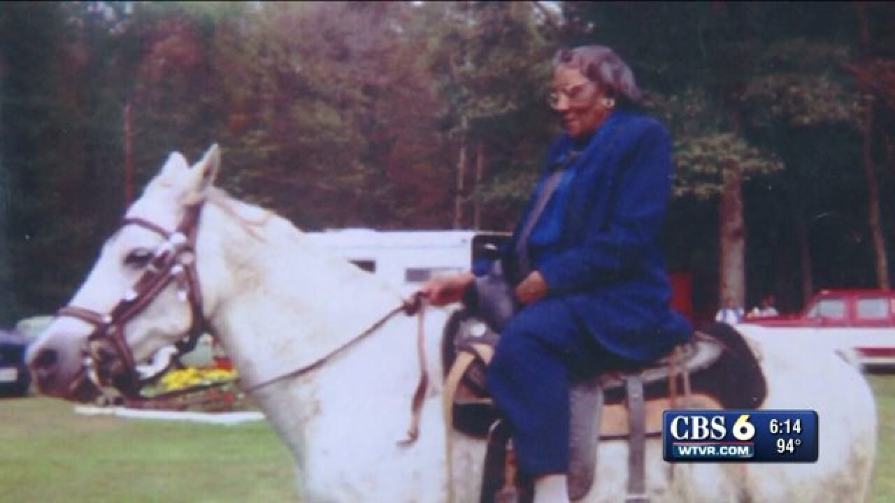 Inspirational woman from Ashland, named Virginia, passes away at 108