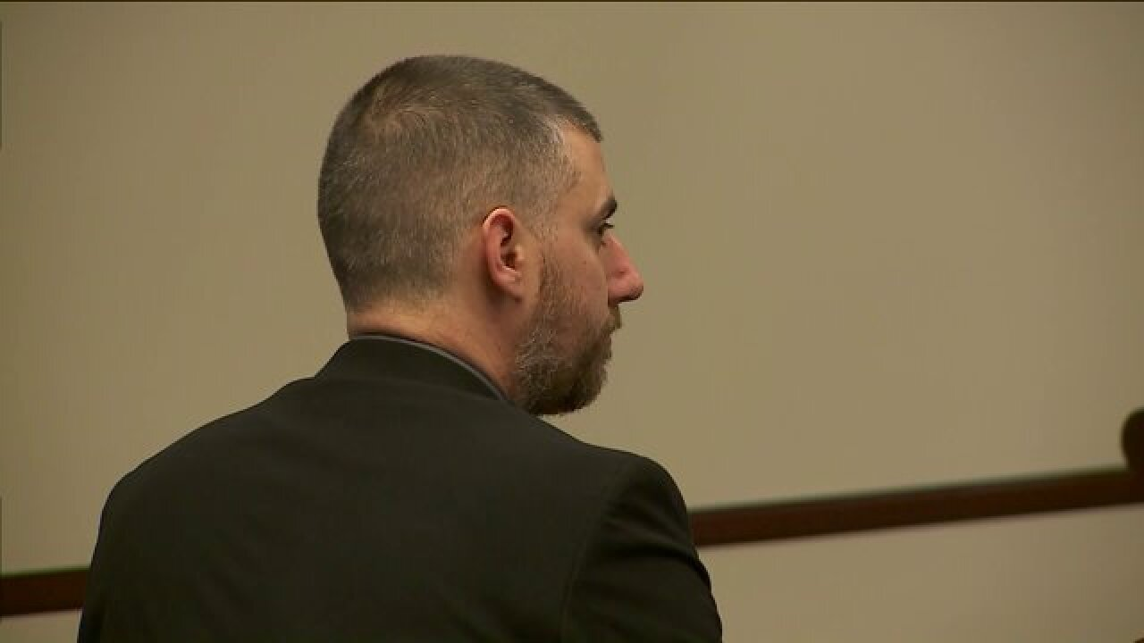 Trial for officer charged with murder will stay inPortsmouth