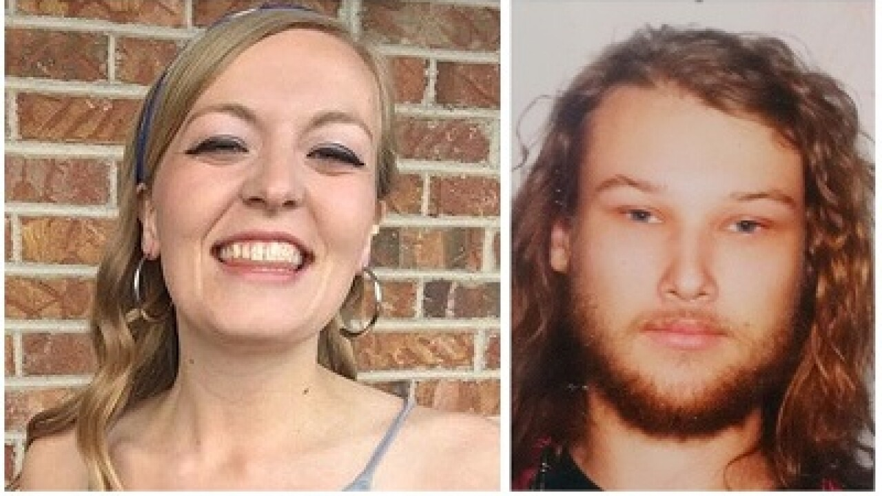 An American visited her boyfriend in Canada. They were both found dead on a remote highway