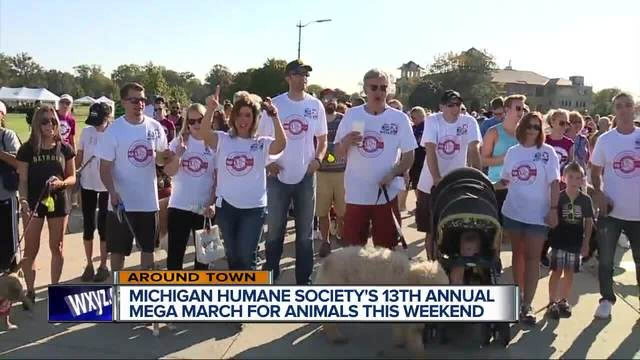 Around Town: Family friendly fun and events for furry friends around metro Detroit