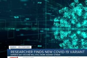 UArizona researcher finds new COVID-19 variant
