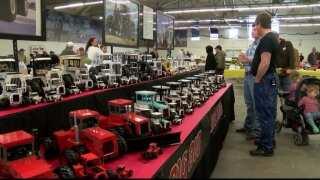 Montana Ag Network: Toy tractors capture imagination