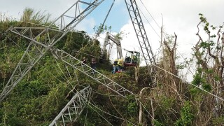 MT power-line firm still seeks multimillion-dollar payment for Puerto Rico work
